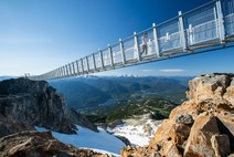 Cloudraker Sky Bridge Whistler