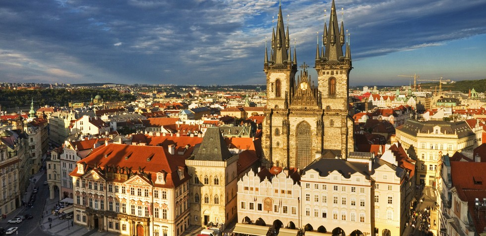 A trip to the Astronomical Clock