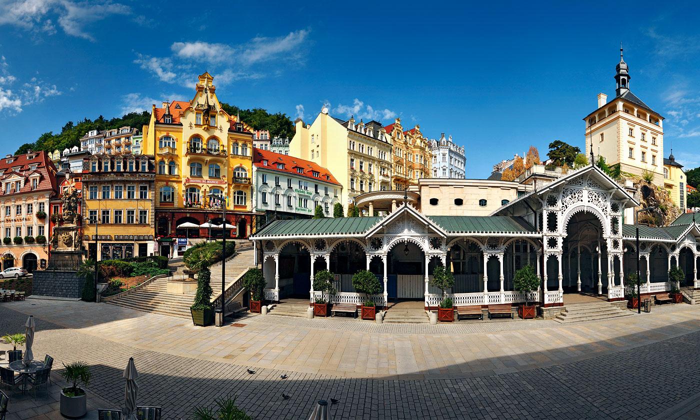 Karlovy Vary - The bestl spa town of Bohemia - Prague Insider - Všem co rádi cestují